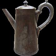 c1900 Unusual Coffee Pot