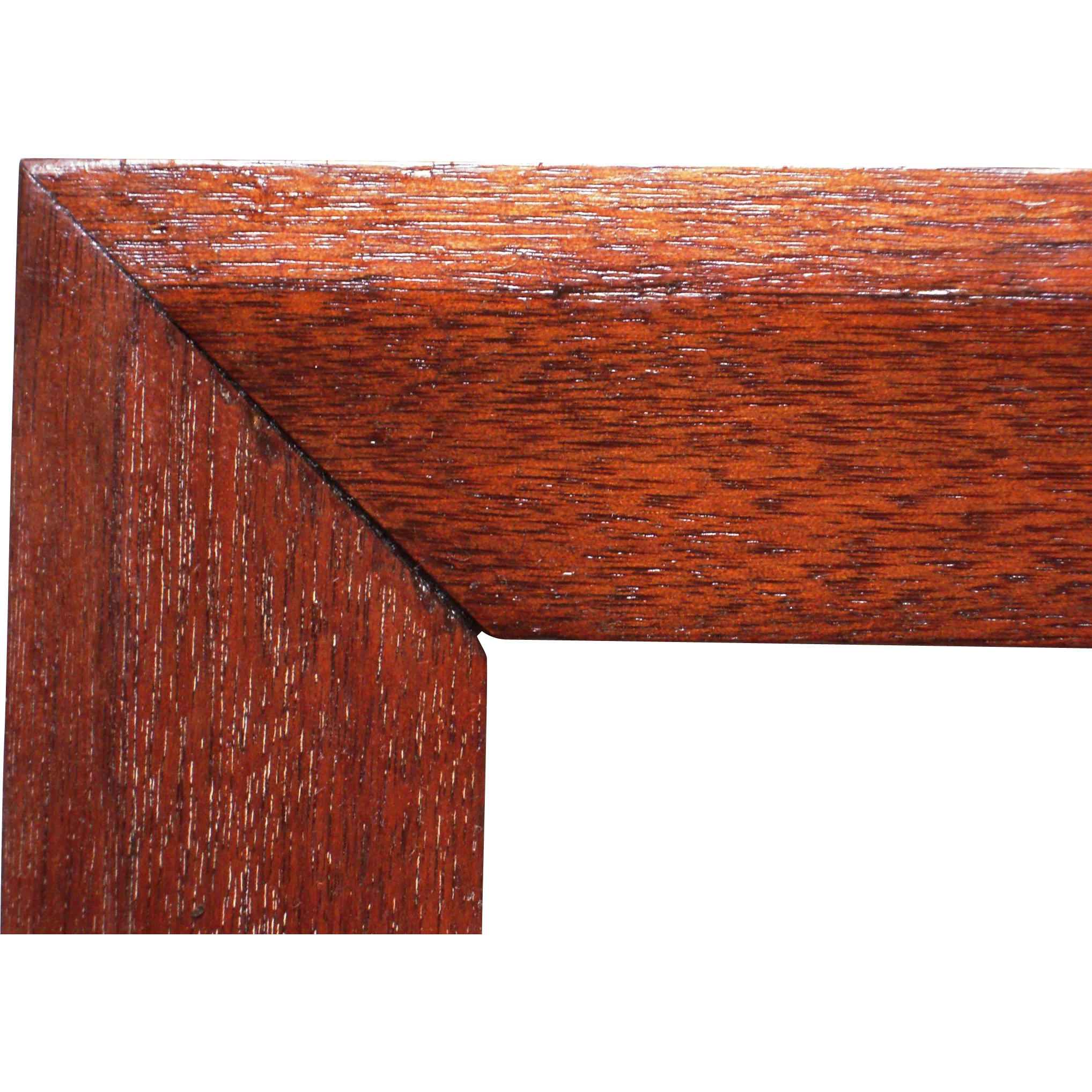 mid 1800s solid walnut ogee picture frame 10 x 14 from bluesprucerugsandantiques on ruby lane. Black Bedroom Furniture Sets. Home Design Ideas