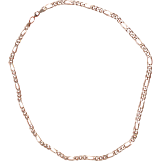 "24"" Heavy Sterling Silver Chain Necklace"