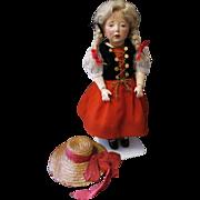 "Marion Kaulitz Munich Art Doll, German Kuenstlerpuppe, 37cm, 14,5"""