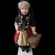 "Marion Kaulitz Munich Art Doll, German Kuenstlerpuppe, 50cm, 20"""