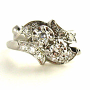 Vintage Diamond Ring: Over 1 carat - Appraised 2,800