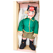1950s Mammy Yokum Lil Abner Dogpatch Family Baby Barry Doll in Box