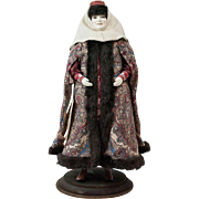 """Alexandra Bisque Russian Limited Edition Artist Doll Made in Moscow 14"""""""