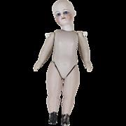 "Antique Bisque Mignonette Doll for Redressing 5"""