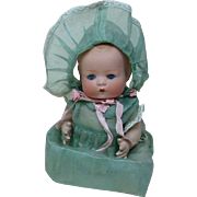Early 1900's German Skippy Baby Doll with Original Clothes