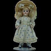 "Rare Early 4"" Lettie Lane Dollhouse Doll"