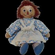 1930's Molly'es Raggedy Ann Doll