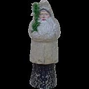 """1880's Large Size German Belsnickel Santa 11.5"""""""
