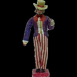 1930's American Uncle Sam Souvenir As Is