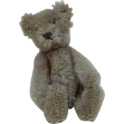 1950's Tiny Steiff Fully Jointed Teddy Bear with No ID