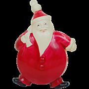 Celluloid Santa Christmas Ornament Occupied Japan Mint