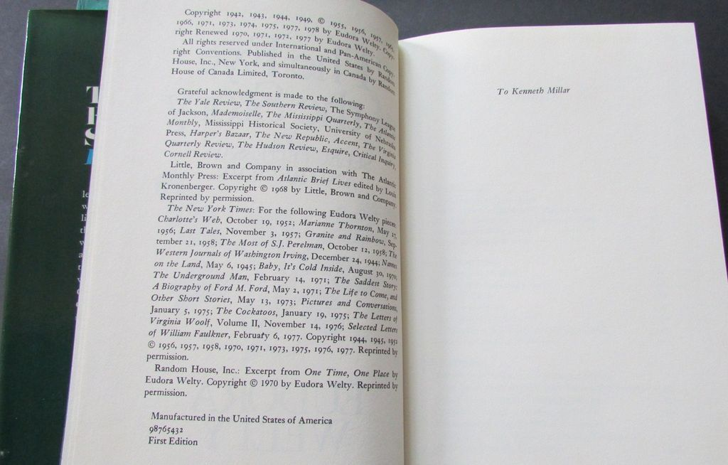 eudora welty place in fiction essay Before eudora welty gained international fame as one of the most acclaimed american fiction writers his st nicholas essay about his dog beppo of eudora welty.