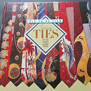 """""""Vintage Ties of the Forties and Early Fifties: Fit to be Tied,"""" 1st Edition"""