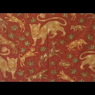 Charming Cowtan & Tout Animal Print
