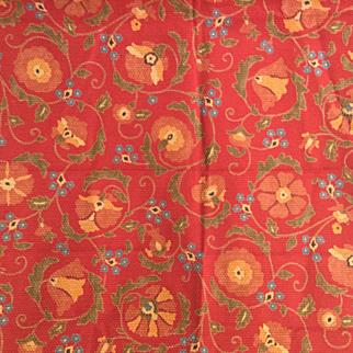 Central Asian Brunschwig & Fils Print