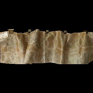 Stunning Warp Silk from Jack Lenor Larsen, 1982