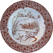 Cairo Soup Plate
