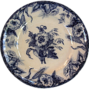 """Ceres"" pattern plate by Davenport"