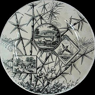 Chatsworth Plate Aestheric Movement
