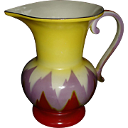 Czech Pitcher-Flame pattern