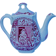 Little Mae and Pets teapot