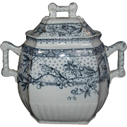 Malta sugar Bowl by Grindley
