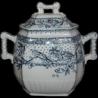 Malta sugar Bowl by Grindley