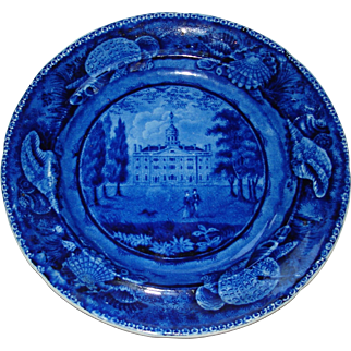 Transylvania University, Lexington plate