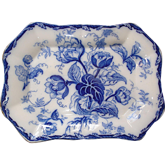 "Wedgwood ""Water Nymph"" small platter"