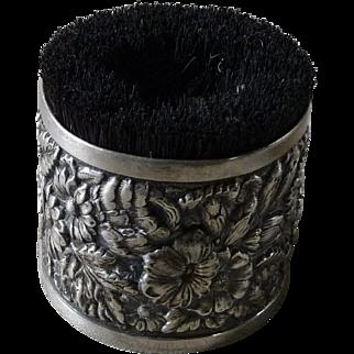 Tiffany & Co. Makers Silver-Soldered-E.F. Pen Wipe