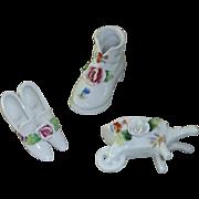Collection of Elfinware or Elfin Ware