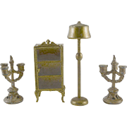 Dollhouse Dining Room Accessories