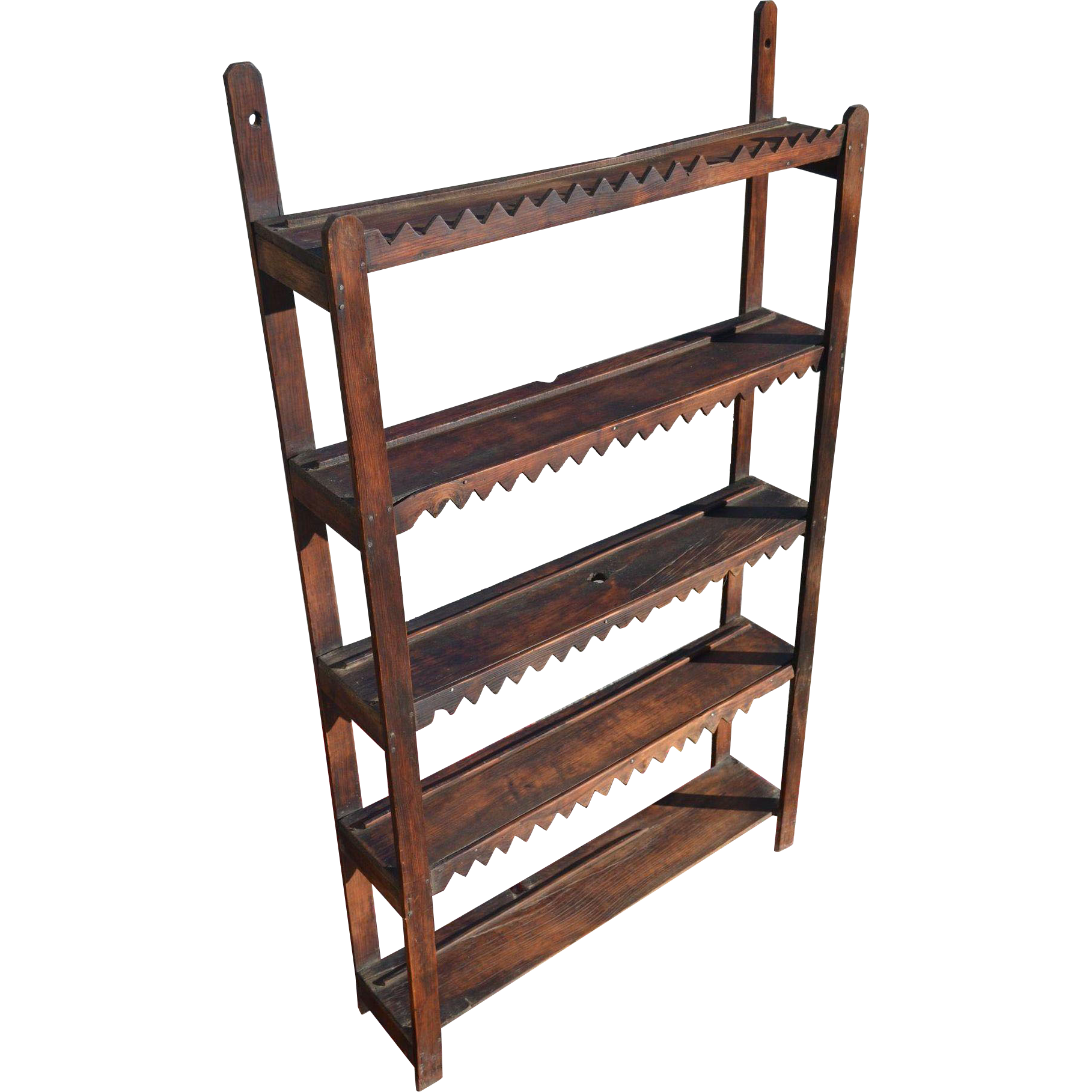 french country hanging plate rack or vaisselier from themoodycarpenter on ruby lane. Black Bedroom Furniture Sets. Home Design Ideas