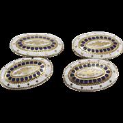14K YG Washington's Sleeve Buttons