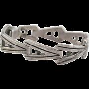Talleres De Los Ballesteros Sterling Silver Bracelet