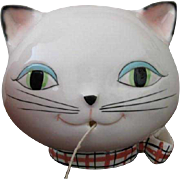 1958 Holt Howard Cosy Kitten String Holder