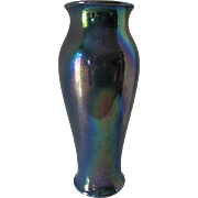 Cowan Pottery Iridescent Larkspur Luster Glaze Vase #635