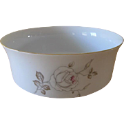 Johann Haviland Bavaria Germany Dawn Rose Serving Bowl