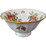Royal Albert Harvest Rose Footed Bowl