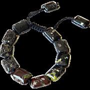 Tiger Iron Bracelet