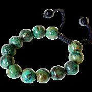 Chrysocolla Bracelet