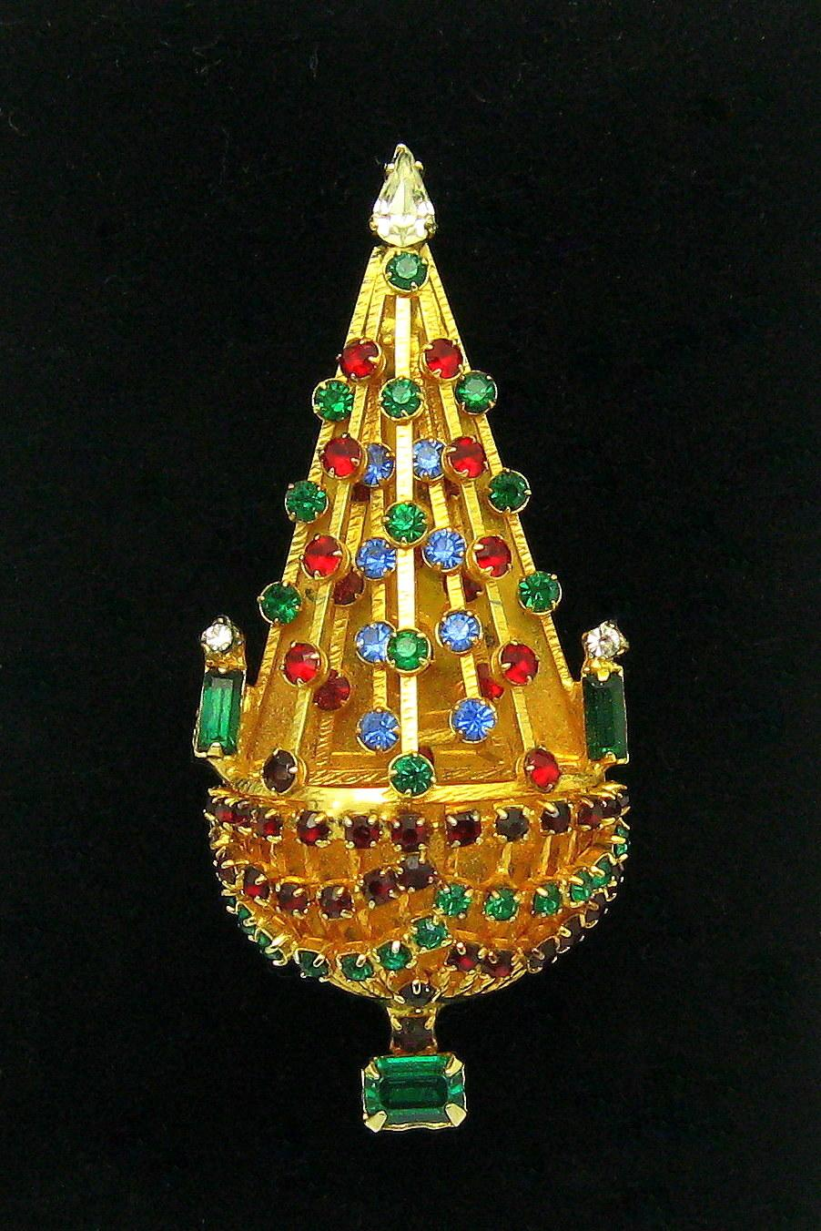 Vintage joseph warner chandelier dimensional christmas tree roll over large image to magnify click large image to zoom arubaitofo Gallery