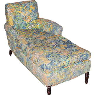 1970s Chaise Lounge