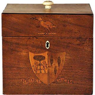 The medical box of Bartholomew Ruspini (1728-1813), Surgeon-Dentist to King George IV, Freemason and founder of the Royal Masonic School for Girls, London, circa 1780
