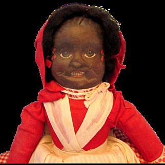 Tagged Original Bruckner Topsy Turvy Doll - Excellent!