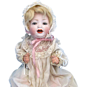 Adorable Hertel Schwab 152  Baby Doll in Darling Costume!