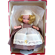 Nancy Ann Storybook Doll - #29 Belgian MS Doll in Box