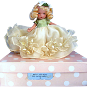 Nancy Ann Lily Storybook Doll - #5 MS with Box