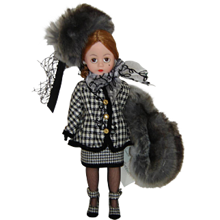 "Cissette Doll The Platinum Collection ""Houndstooth"" by Madame Alexander"